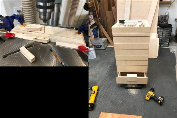 Making handles