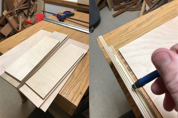 Starting drawer assembly